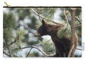 Cub In Tree Carry-all Pouch