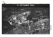 Cuban Missile Crisis, 1962 Carry-all Pouch