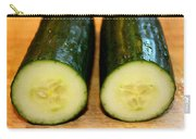 Cucumber Carry-all Pouch