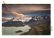 Cuernos Del Paine And Lago Pehoe Carry-all Pouch