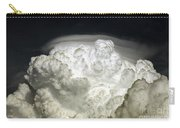 Cumulus Congestus Cloud With Pileus Carry-all Pouch