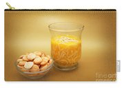 Cup O Soup And Oyster Crackers Carry-all Pouch