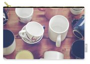 Cups Carry-all Pouch by Joana Kruse
