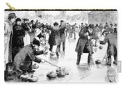 Curling, 1884 Carry-all Pouch
