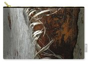 Curly Bark Of A Palm Tree Carry-all Pouch