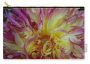 Curly Petals Carry-all Pouch