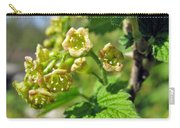 Currant In Bloom Carry-all Pouch