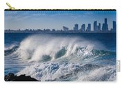 Currumbin Beach Waves Carry-all Pouch