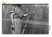 Curtis: Nootka Man, C1910 Carry-all Pouch