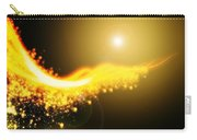 Curved  Lighting  Carry-all Pouch by Setsiri Silapasuwanchai