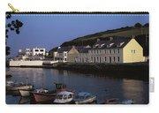 Cushendun Harbour, Co Antrim, Ireland Carry-all Pouch