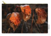Cusp Of The Seasons Carry-all Pouch
