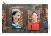 Custom Photo Portrait Group Carry-all Pouch