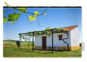 Cute House Carry-all Pouch by Carlos Caetano