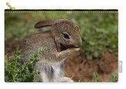 Cutest Baby Bunnie Carry-all Pouch