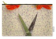 Cutting Flowers Carry-all Pouch
