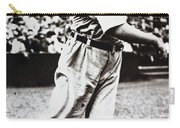 Cy Young (1867-1955) Carry-all Pouch