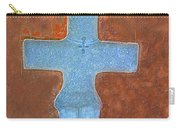 Cyprus Idol Of Pomos Carry-all Pouch by Augusta Stylianou