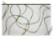 Dacron Fibers Carry-all Pouch