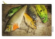 Dad's Fishing Crankbaits Carry-all Pouch