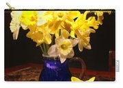 Daffodil Bouquet Carry-all Pouch