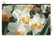 Daffodil Flowers Art Prints Spring Floral Carry-all Pouch