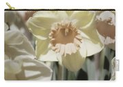 Daffodil Hand-tint Carry-all Pouch