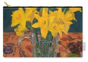 Daffodil Medley Carry-all Pouch