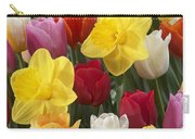 Daffodil Narcissus Sp Lucky Number Carry-all Pouch