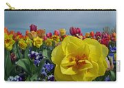 Daffodil Up Front Carry-all Pouch