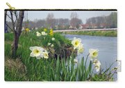 Daffodils In Holland 01 Carry-all Pouch