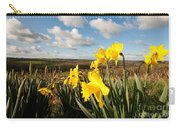 Daffs On Dartmoor Carry-all Pouch
