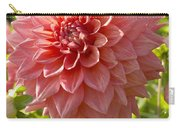 Dahlia Dahlia Sp Beverly Fly Variety Carry-all Pouch