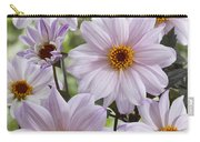 Dahlia Dahlia Sp Bishop Of Leicester Carry-all Pouch
