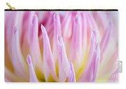 Dahlia Flower 12 Carry-all Pouch