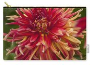 Dahlia In Its Prime Carry-all Pouch