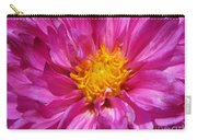 Dahlia Named Pink Bells Carry-all Pouch