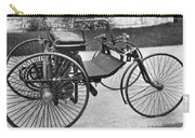 Daimler Automobile, 1889 Carry-all Pouch