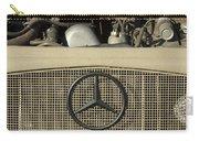 Daimler-benz A-g Hood Emblem Carry-all Pouch