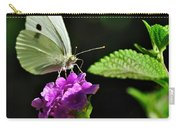 Dainty Butterfly 2 Carry-all Pouch