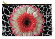 Daisy And Graphic Vase Carry-all Pouch