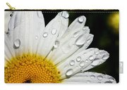 Daisy Drops Carry-all Pouch