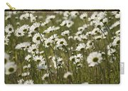Daisy Fields Forever - Alabama Wildflowers Carry-all Pouch