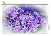 Daisy Garden Vignette Carry-all Pouch