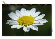 Daisy On Green Carry-all Pouch