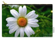 Daisy Shower Carry-all Pouch