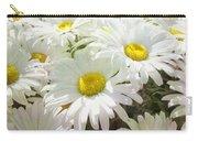 Daisy Summer Garden Carry-all Pouch