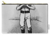 Dan Casey (1862-1943) Carry-all Pouch by Granger