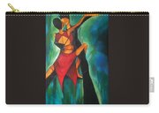 Dance Me To The End Of Love Carry-all Pouch