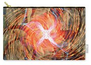 Dance Of Fires  Carry-all Pouch by Jerry Cordeiro